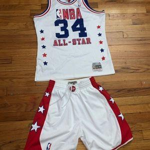 Men's Allstate NBA jersey set